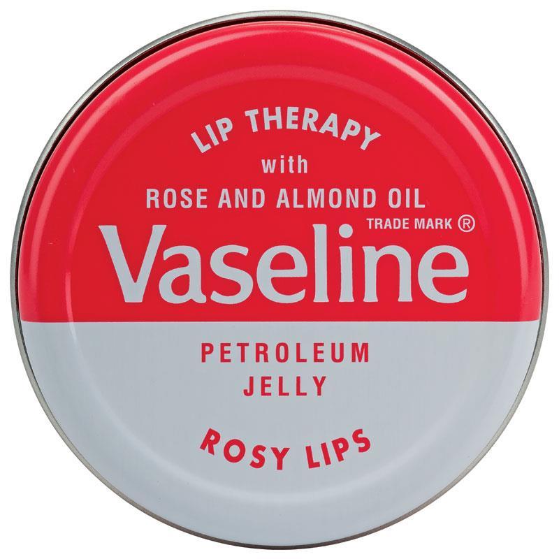 Vaseline Lip Therapy Rosy 20gram