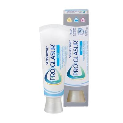 Sensodyne Tandpasta Proglasur Gentle Whitening 75ml