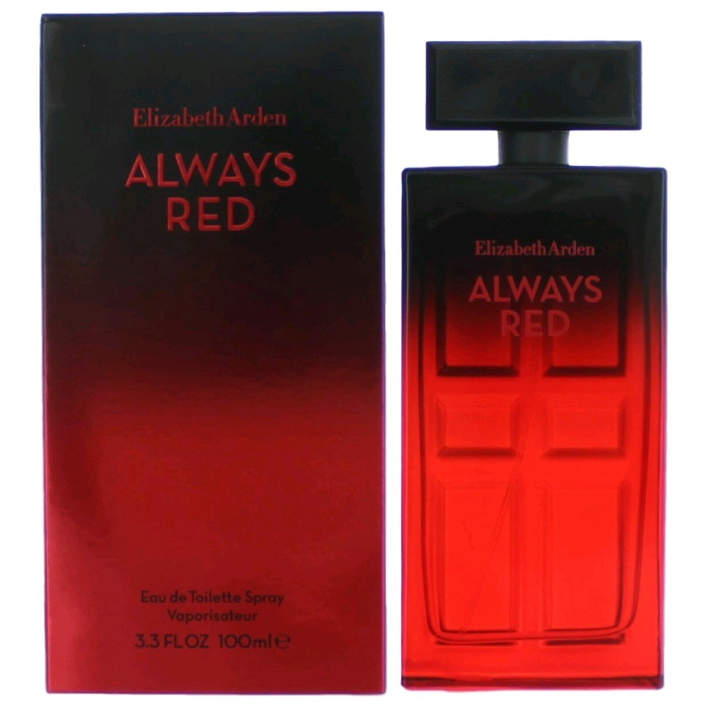 Productafbeelding van Elizabeth Arden Eau De Toilette Always Red 100 ml