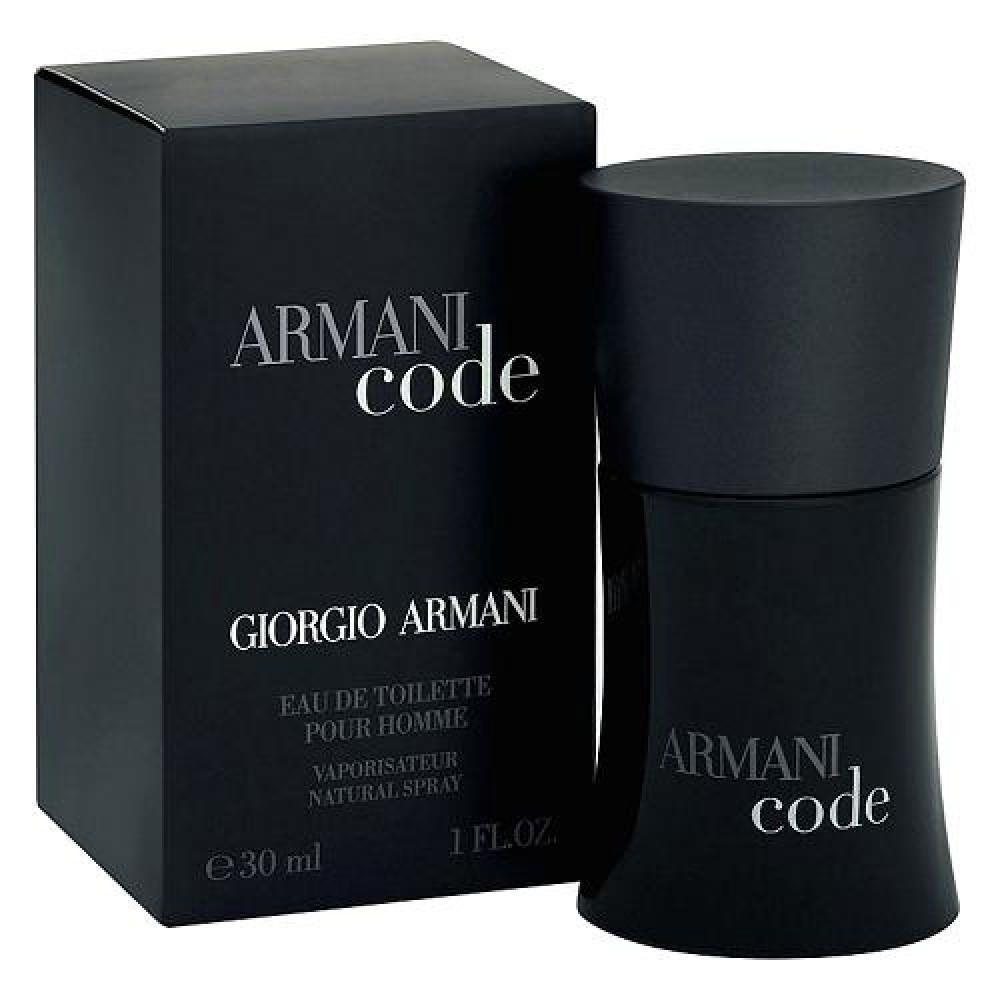 Productafbeelding van Armani Code Armani - Code Eau de Toilette - 30 ML