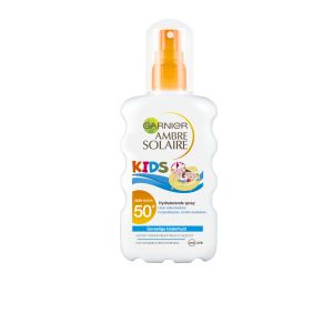 Garnier Ambre Solaire Zonnebrand Kids Spray Factor(spf)50+ 200ml
