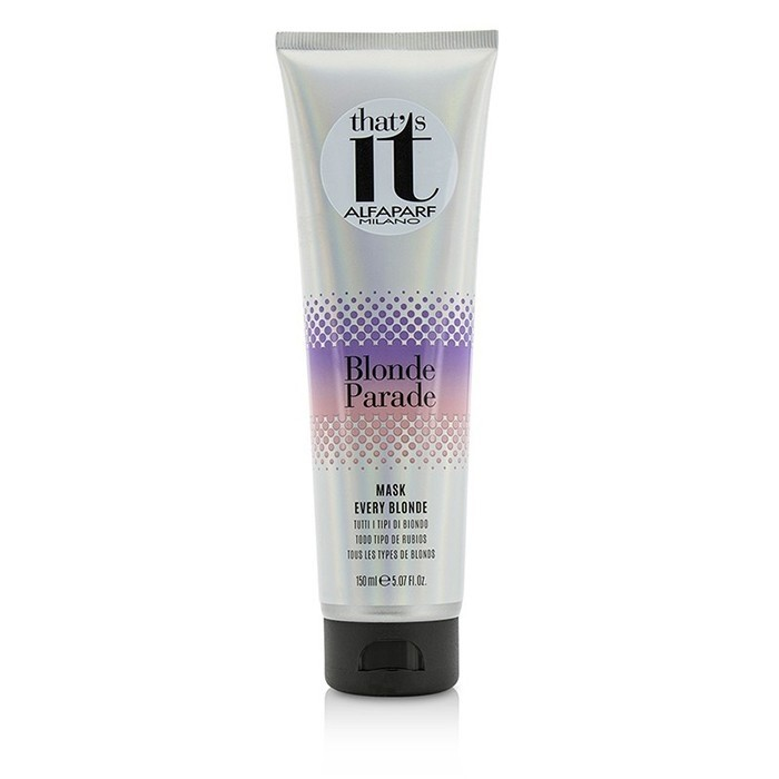 Alfaparf That's It Blonde Parade Mask Every Blonde 150 ml