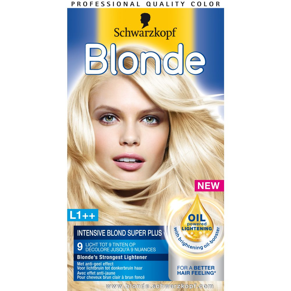 Schwarzkopf Poly Blonde Intensive Bond Superplus 50ml