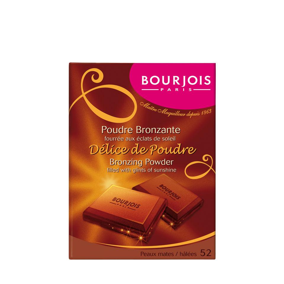 Bourjois Bronzing Powder Délice de Poudre
