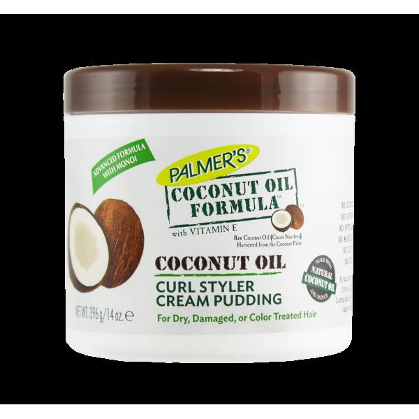 palmers coconut oil formula coconut oil curl styler cream pudding 397 gr. Black Bedroom Furniture Sets. Home Design Ideas