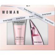 Bruno Banani Woman Giftset - Eau De Toilette 20ml & Shower Gel 50ml