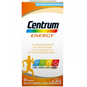 Centrum Energy Multivitaminen 90 Tabletten