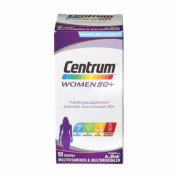 Centrum Woman 50+ Multivitaminen 90 Tabletten