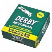 Derby Professional Single Blades 100 Stuks