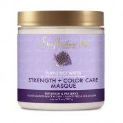 Shea Moisture Purple Rice Water Strength + Color Care Masque 227gr