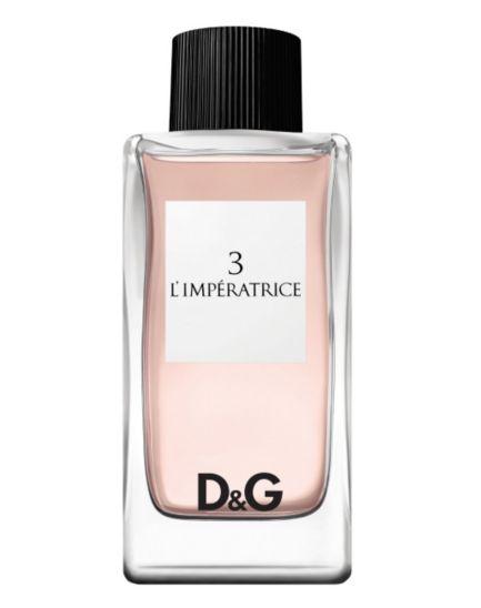 Productafbeelding van Dolce & Gabbana 3 L'impératrice Eau De Toilette 100ml