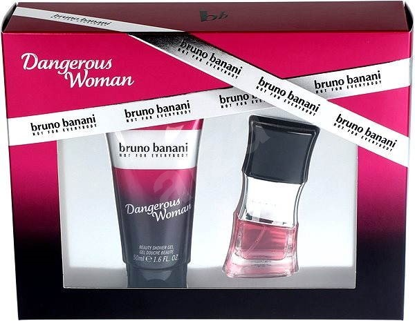 Productafbeelding van Bruno Banani Dangerous Woman Giftset