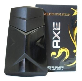 Productafbeelding van Axe Gold Temptation Eau De Toilette - 100ml