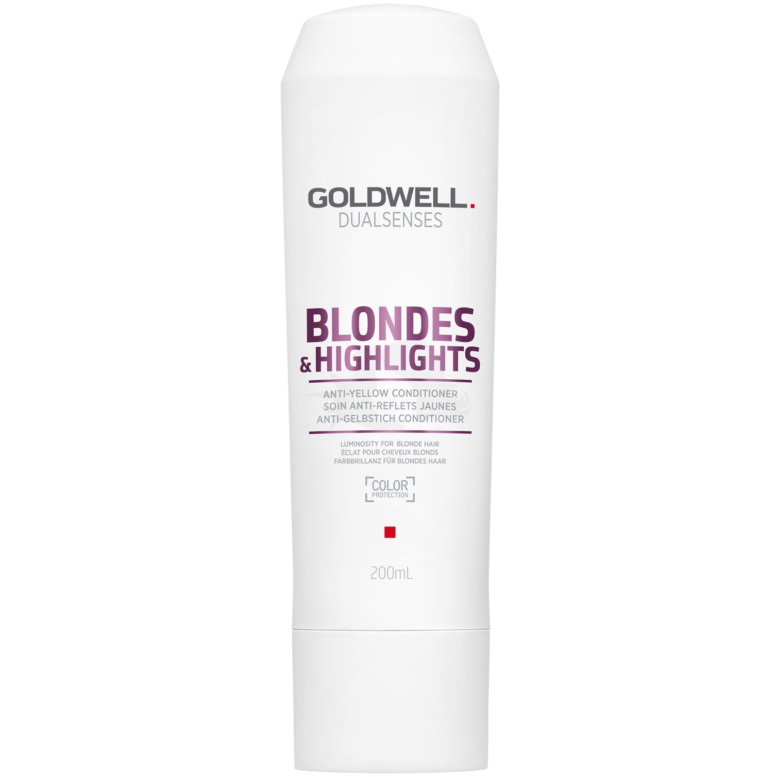 Goldwell Dualsenses Blondes Highlights Anti-Yellow Conditioner 200 ml