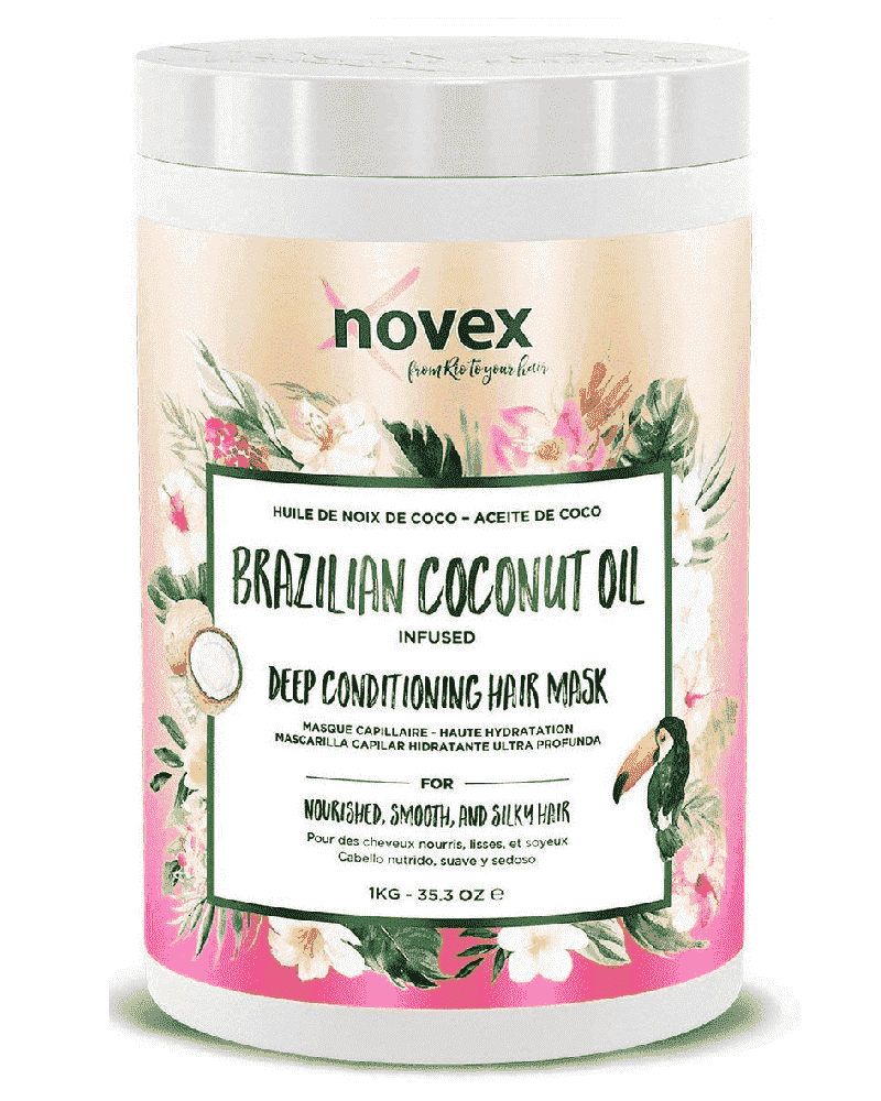 Novex Coconut Oil Treatment Conditioner