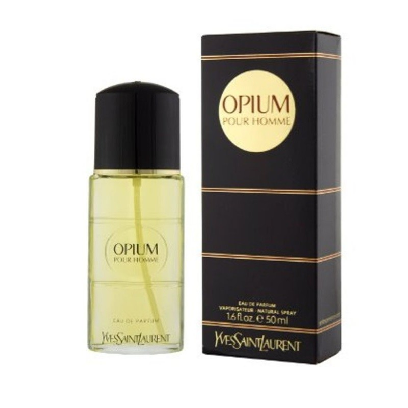 Yves Saint Laurent Opium Homme Eau de Parfum Spray 50 ml