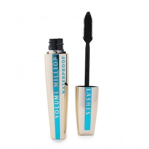 Loreal Paris Volume One Million Lashes Mascara Waterproof Zwart Stuk