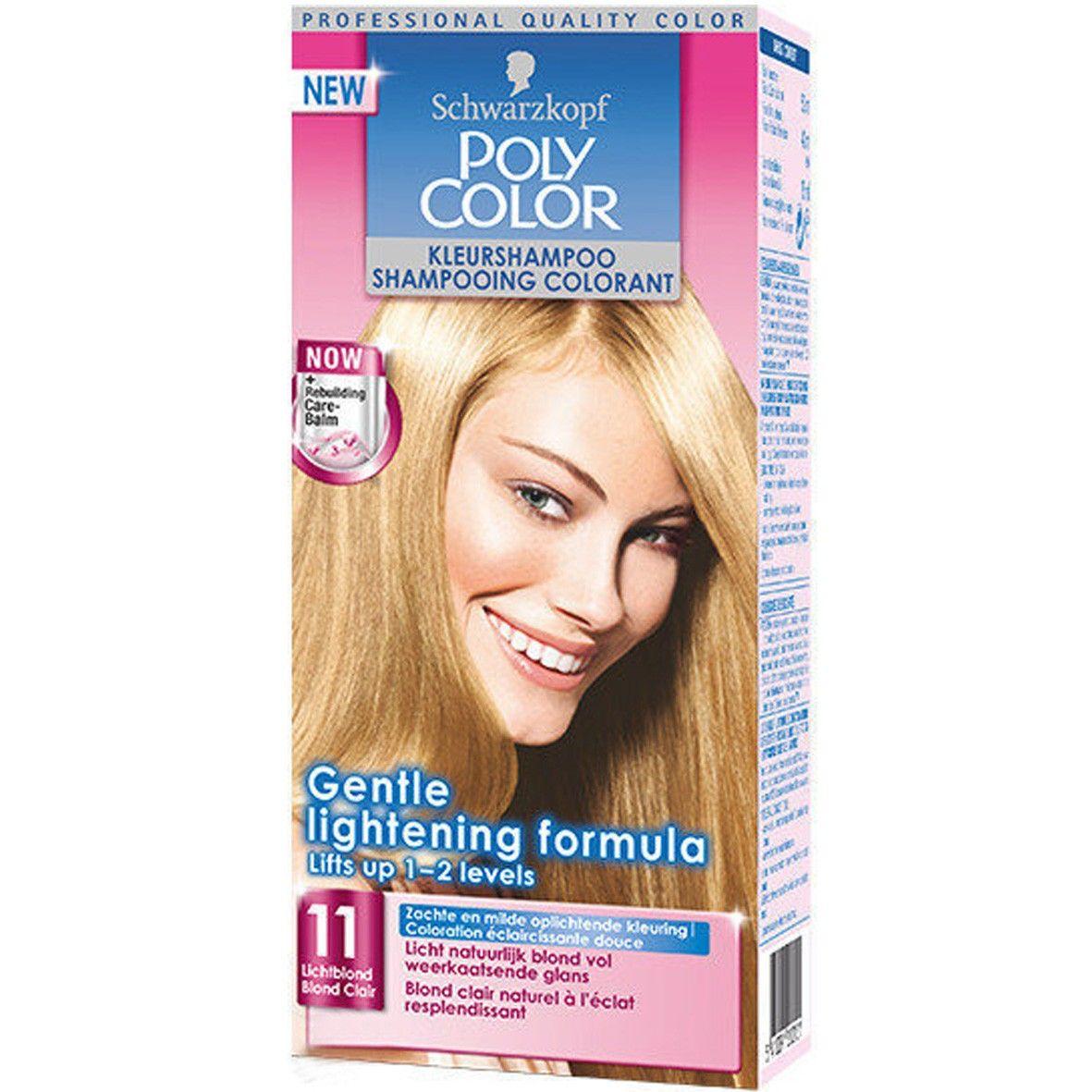 Schwarzkopf Poly Color Kleurshampoo