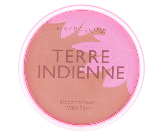 Maybelline Terre Indienne Bronzer and Blush 08 Bronzed Paradise 16