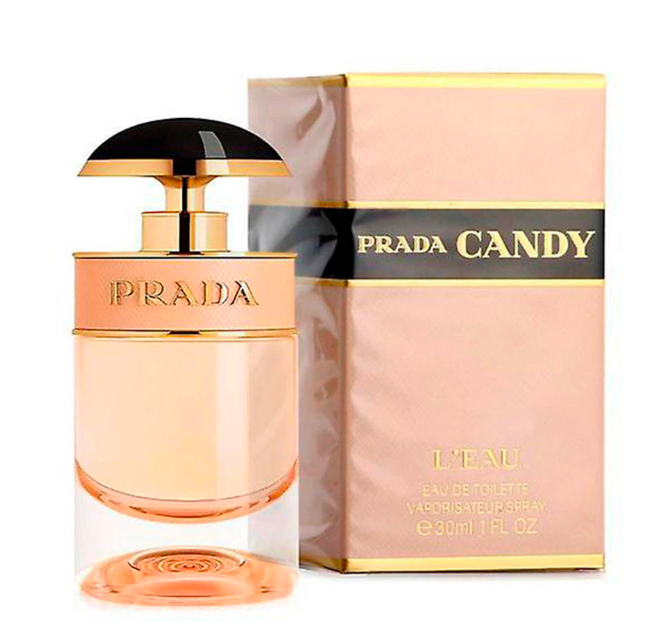 Prada Candy L'eau Eau de Toilette Spray 30 ml