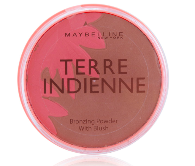 Maybelline Terre Indienne Bronzer and Blush 09 Golden Tropics 16