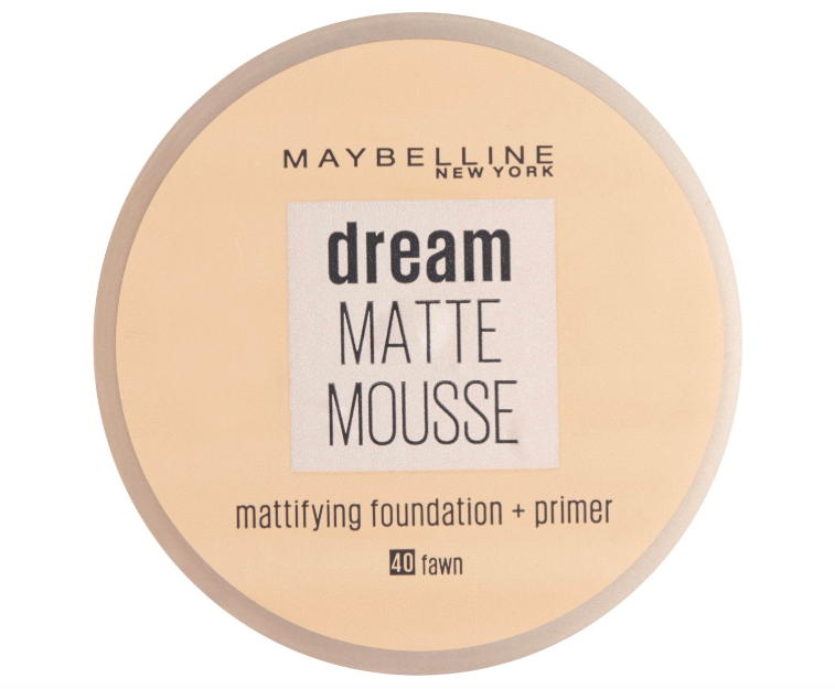 Maybelline Dream Matte Mousse Foundation 040 Fawn 18ml