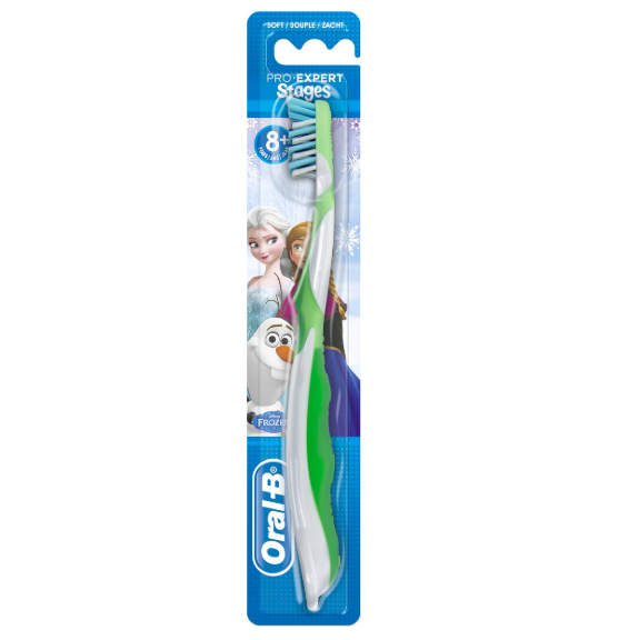 Oral b tandenborstel stages 4 frozen