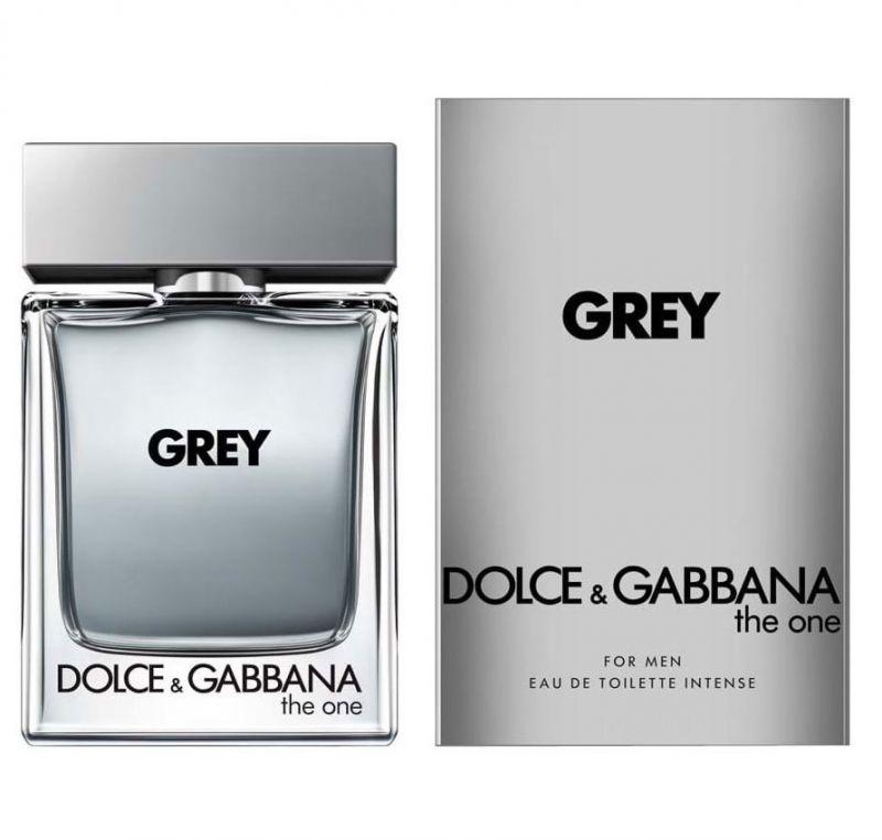 Dolce & Gabbana The One Grey Eau de Toilette Spray 30 ml