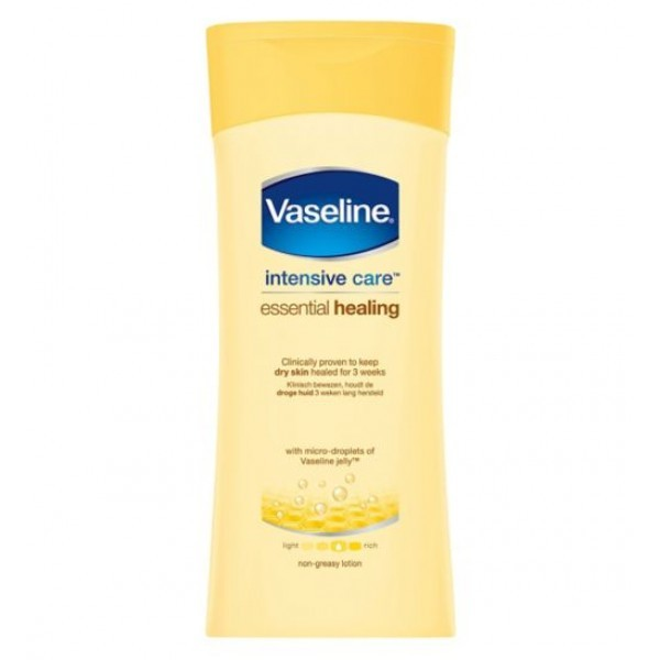 Vaseline Bodylotion Intensive Care Essential Healing 400ml